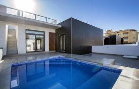 Cheap townhouses for sale in Spain. Modern Townhouse in Formentera del Segura