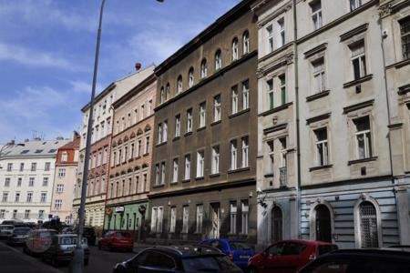 Residential/rentals for sale in Prague. Apartment house in the center of Prague