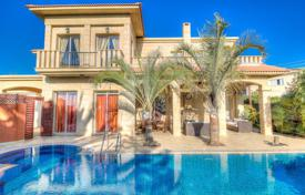 Luxury houses with pools for sale in Cyprus. Villa – Mouttagiaka, Limassol, Cyprus