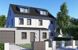Off-plan residential for sale in Bavaria. New brick house with a terrace, Munich, Germany