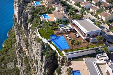 Luxury residential for sale in Benitachell. Villa of 5 bedrooms in Benitaxell