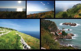 Coastal land for sale in Blizikuće. Development land – Blizikuće, Budva, Montenegro