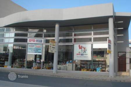 Supermarkets for sale in Larnaca. Shop for sale