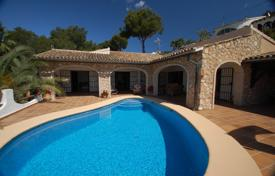 Luxury villas and houses with pools for sale in Costa Blanca. Villa – Alicante, Valencia, Spain