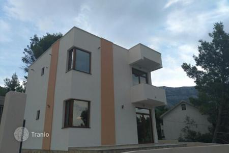 4 bedroom houses by the sea for sale in Bar. New house 300 meters from the sea Zagradzhe, Sutomore, Montenegro. Urgent sale!