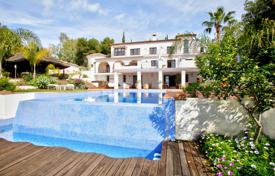 Elegant three-storey luxury villa, Golden Mile, Marbella, Spain for 3,975,000 €