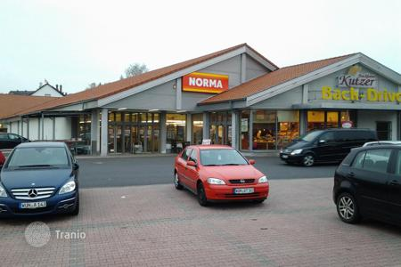 Supermarkets for sale in Germany. Supermarket in Bavaria with a 8,9% yield