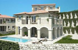 Coastal residential for sale in Krk. Luxury villa with on the island of Krk