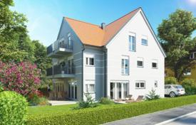 Off-plan residential for sale in Bavaria. Stylish house with a terrace, a balcony and a garde, Munich, Bavaria, Germany