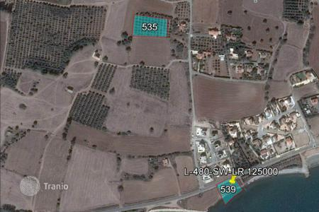Development land for sale in Agios Theodoros. Building Land