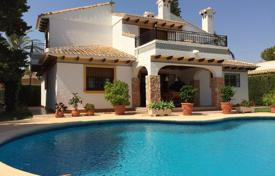 4 bedroom houses for sale in Valencia. Villa – Alicante, Valencia, Spain