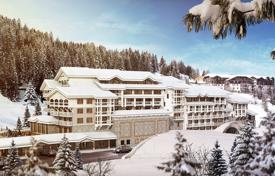 1 bedroom apartments for sale in French Alps. Оne-bedroom apartment with а balcony, in a new residence with a restaurant, next to a modern Aquacentre, Courchevel, France