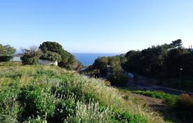 Development land for sale in Benalmadena. Plot with a sea view, near the beach and the golf course, Benalmadena, Spain