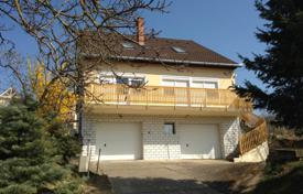 Houses for sale in Zala. Three-level house with a garage and a large plot near Hévíz, Hungary