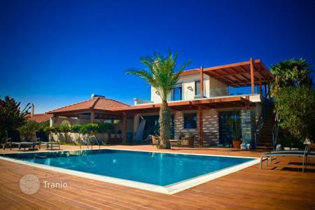 Coastal property for rent in Aegean. Villa – Rhodes, Aegean, Greece