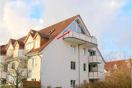Property for sale in Lübeck. Mansard apartment on the Baltic Sea