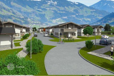 Cheap new homes for sale in Austria. One-bedroom apartment in a complex with hotel management a few minutes away from the ski lift, Rauris
