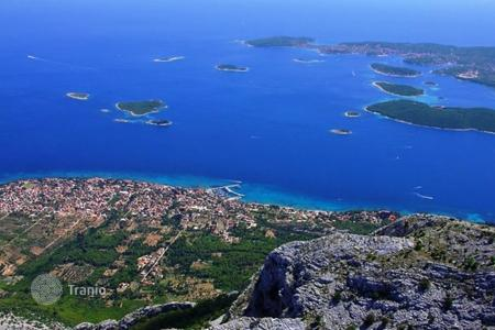 5 bedroom houses for sale in Croatia. Furnished two-level villa on the first sea line, Peljesac, Croatia
