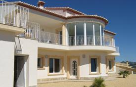 5 bedroom houses for sale in Benissa. Spacious villa with sea view, Benissa, Spain