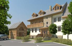New homes for sale in Slovenia. Situated in the center of Bohinjska Bistrica, near the shopping center in a new building