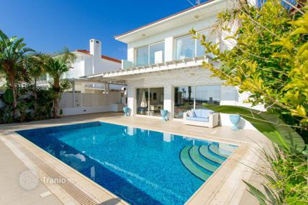 Luxury 4 bedroom houses for sale in Famagusta. Four Bedroom Beach Front Villa in Pernera