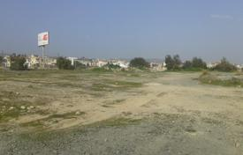 Coastal development land for sale in Agios Athanasios. Residential/Commercial Plot