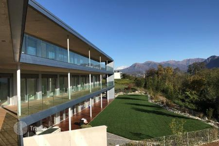 Luxury 5 bedroom apartments for sale in Europe. New home – Lugano, Ticino, Switzerland
