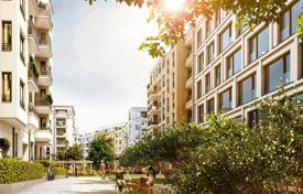 Residential for sale in Kreuzberg. Penthouse in a new residential complex in the Kreuzberg- Friedrichshain area, Berlin