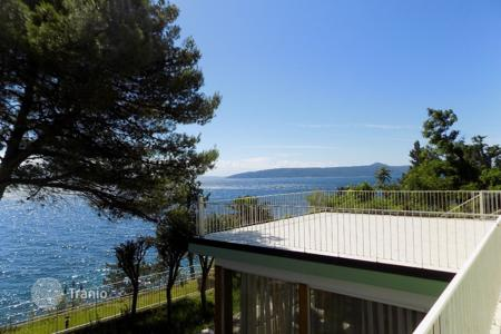 Coastal houses for sale in Croatia. Townhome – Opatija, Primorje-Gorski Kotar County, Croatia