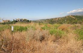Development land for sale in Estepona. Plot with Sea Views in South Spain