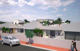 3 bedroom houses for sale in Murcia. 3 bedroom villa with pool and private solarium in San Javier