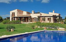 Luxury 6 bedroom houses for sale in Majorca (Mallorca). Villa – Santanyí, Balearic Islands, Spain