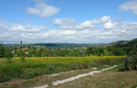 Development land for sale in Lake Balaton. Large plot of land with panoramic views in Cserszegtomaj, Hungary