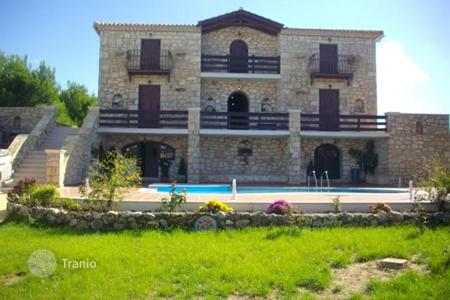 5 bedroom houses for sale in Zakinthos. For sale: Luxurious villa 420 m² that is built on a plot of land 883 m² and is found in Koiliomenos Zakynthos