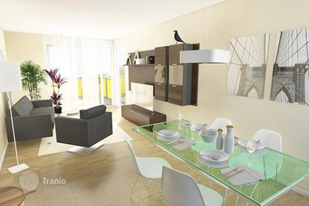 Cheap apartments for sale in Graz. Cozy three-room apartment with a large balcony in a new building in Gösting, Graz