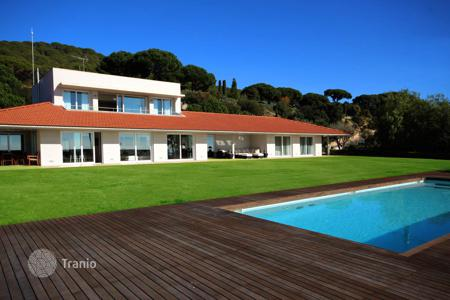 Luxury 6 bedroom houses for sale in Catalonia. Spectacular design house in prestigious development