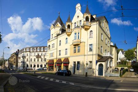 2 bedroom apartments for sale in the Czech Republic. Two-bedroom apartment with designer renovation in Marianske Lazne
