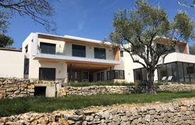 Luxury 6 bedroom houses for sale in Mougins. Сontemporary new villa with terraces and sea views, Mougins, France