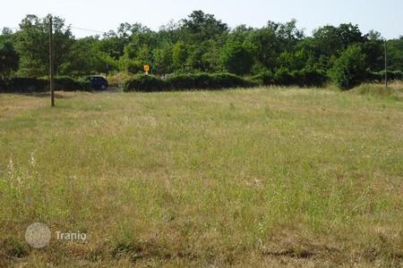 Development land for sale in Barban. Building land Large plot near Barban