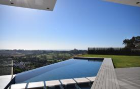 Luxury houses for sale in Malaga. NEW! Design Villa-Panoramic Sea View-El Paraiso