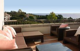 Magnificent penthouse near the beach in Marbella, Andalusia, Spain for 1,995,000 €