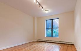 Property for sale in North America. Three-storey townhouse with private garden, Manhattan, New York