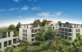 Buy-to-let apartments for sale in Berlin. Commercial apartments with different layouts, with a balcony, a terrace or a garden, in a new residence, Ransdorf, Berlin