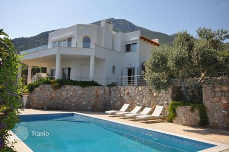 Residential for sale in Epidavros. Furnished villa in Peloponnese, Greece. Plot with garden, swimming pool, barbecue, in 800 m from the sea