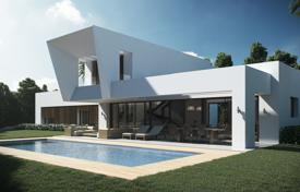 Houses with pools for sale in El Paraíso. Stunning Modern Villa from Azure Collection Project, El Paraiso, Estepona