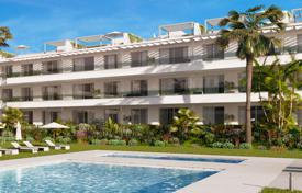 Apartments with pools from developers for sale in Southern Europe. New complex of modern apartments with 2, 3 and 4 bedrooms and penthouses, located in the area of the New Golden Mile