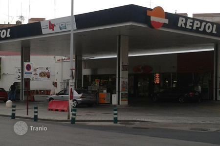 Filling stations for sale in Europe. Filling station - Valencia (city), Valencia, Spain