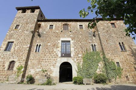 "Luxury houses for sale in Sant Cugat del Vallès. Magnificent Castle ""Torre Negra"" located close to Barcelona"