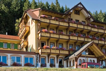 Off-plan investment projects for sale in Europe. Investment project of hotel construction, Austrian Alps, Austria