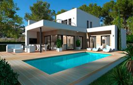Property for sale in Moraira. Exclusive luxury villa with pool and panoramic sea views in Moraira